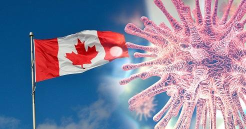 coronavírus no canadá