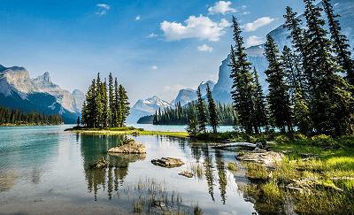 Parques nacionais do Canadá