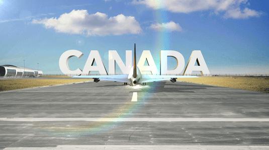 Air Canada suspende voos