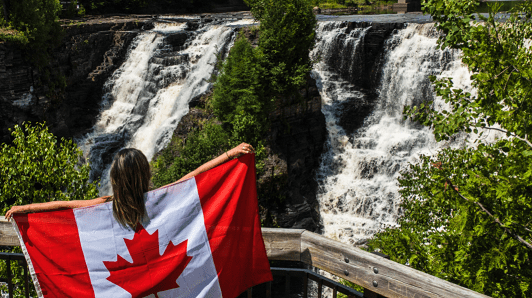 Qual a melhor época para viajar para o Canadá