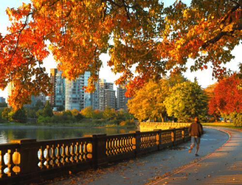 Stanley Park no Canadá