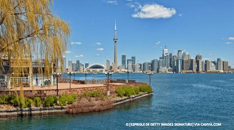 Canadá Toronto Islands