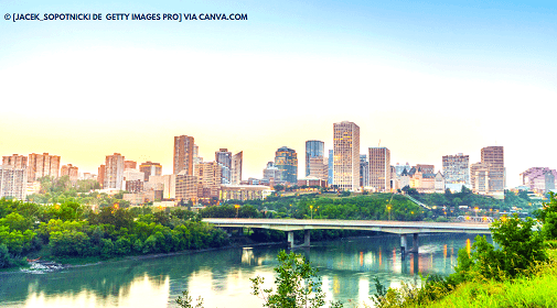 Edmonton Canadá