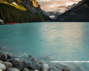 Moraine Lake Canadá